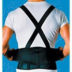 Back Belt With Suspenders by Scott Specialities