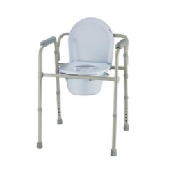 Commode 3 in 1 Folding