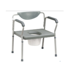 Deluxe Bariatric Commode Heavy Duty