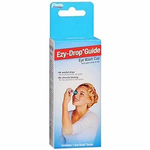Ezy-Drop Guide Eye Wash Cup