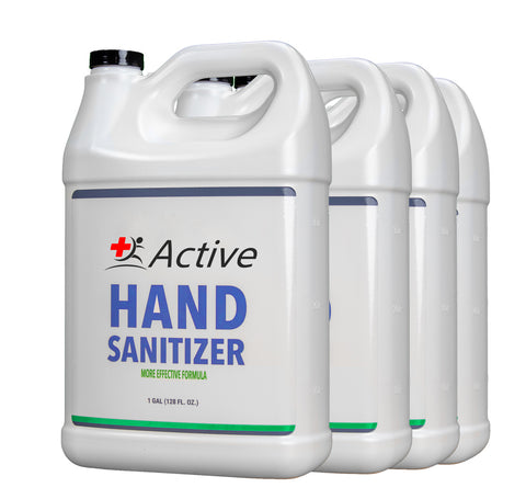 Hand Sanitizer - Gallon (4 Pack)