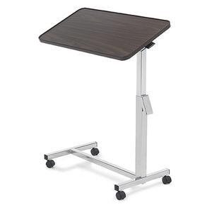 Hospital Overbed/Over Bed Tilt Top Table/Computer Tray