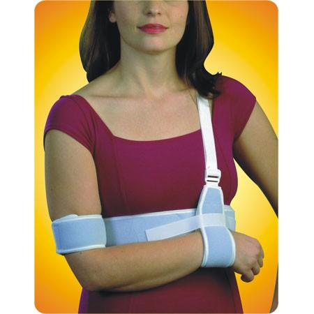 Shoulder Immobilizer - Reduces Rotation of the Shoulder