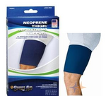 Sportaid Neoprene Thigh/Hamstring Support Slip On Sizes S-XL