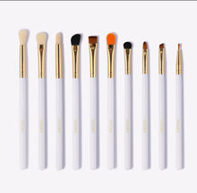Load image into Gallery viewer, Docolor 10 piece eye brush set