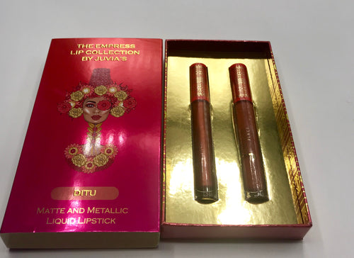 Juvias place empress lip Ditu