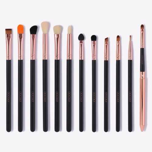 Docolor 12 piece pro eye set