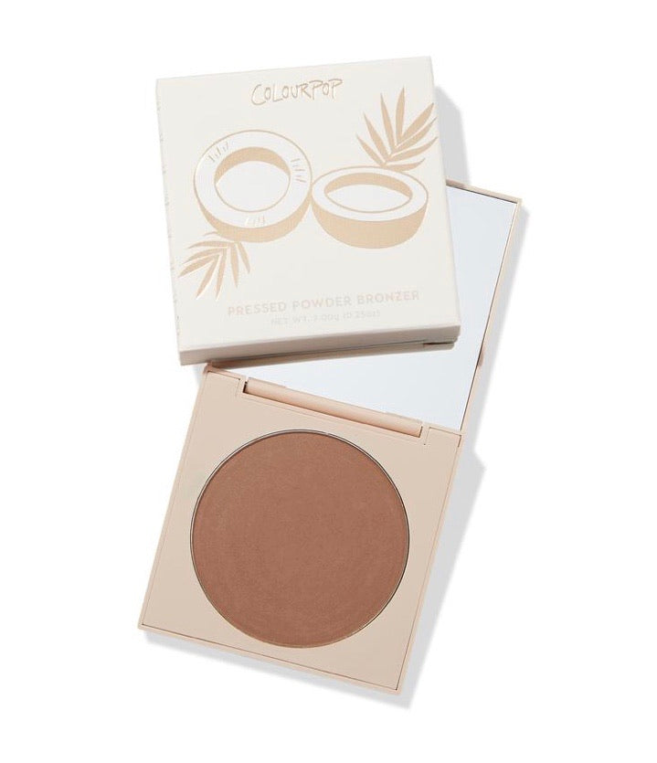 Colourpop Bronzer Talk To The Palm
