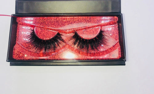 Hello Pretty Lashes Georgia 3D Mink