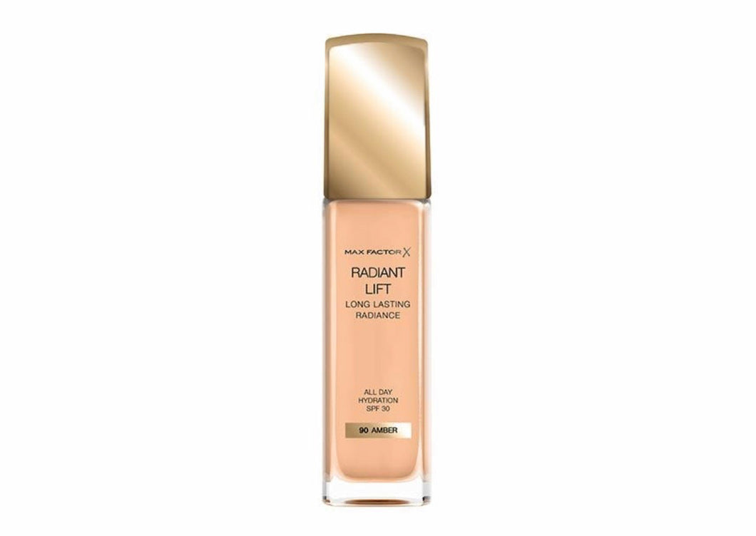 "Max Factor Radiant Lift Foundation ""Amber"""