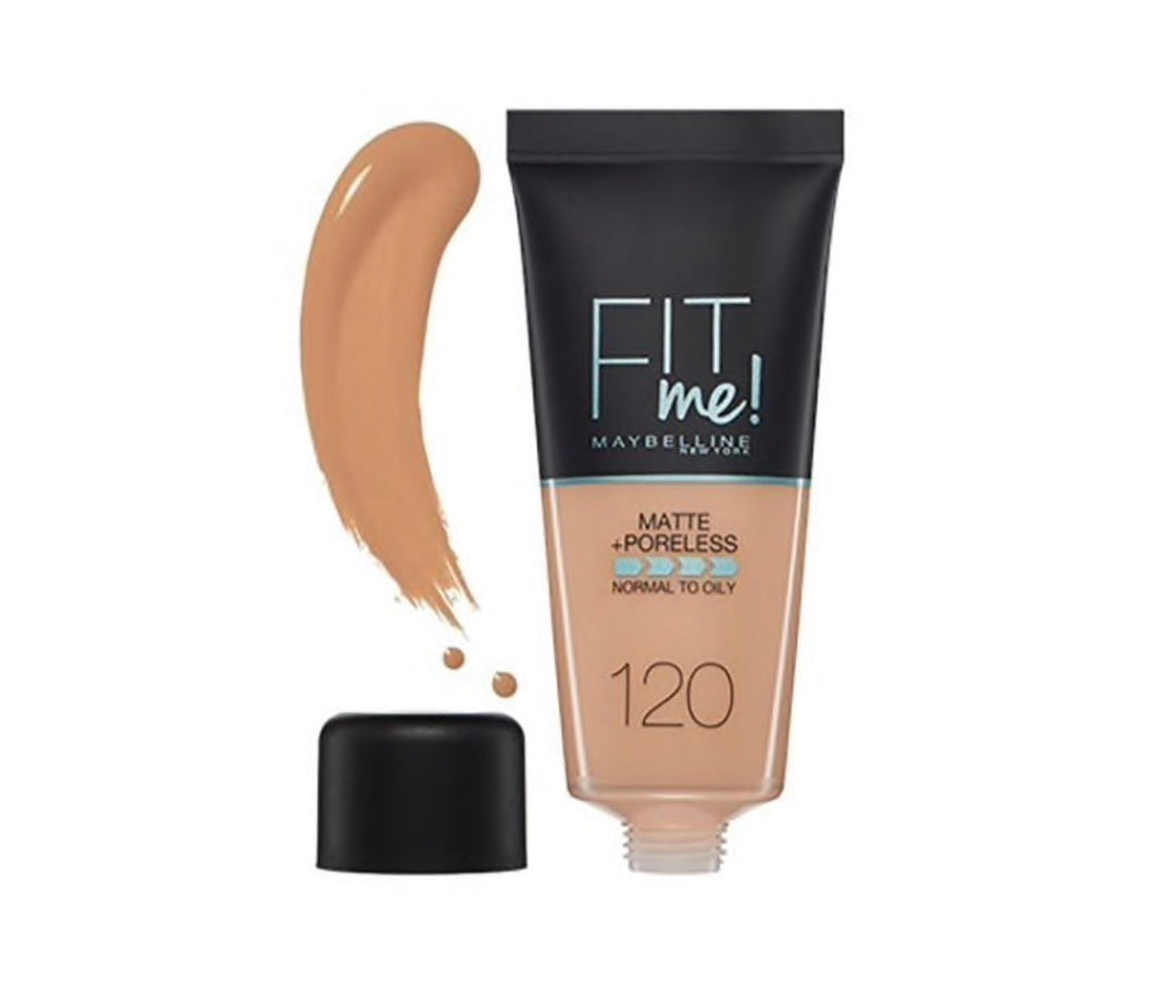 Maybelline Fit Me Matte & Poreless Foundation Classic Ivory