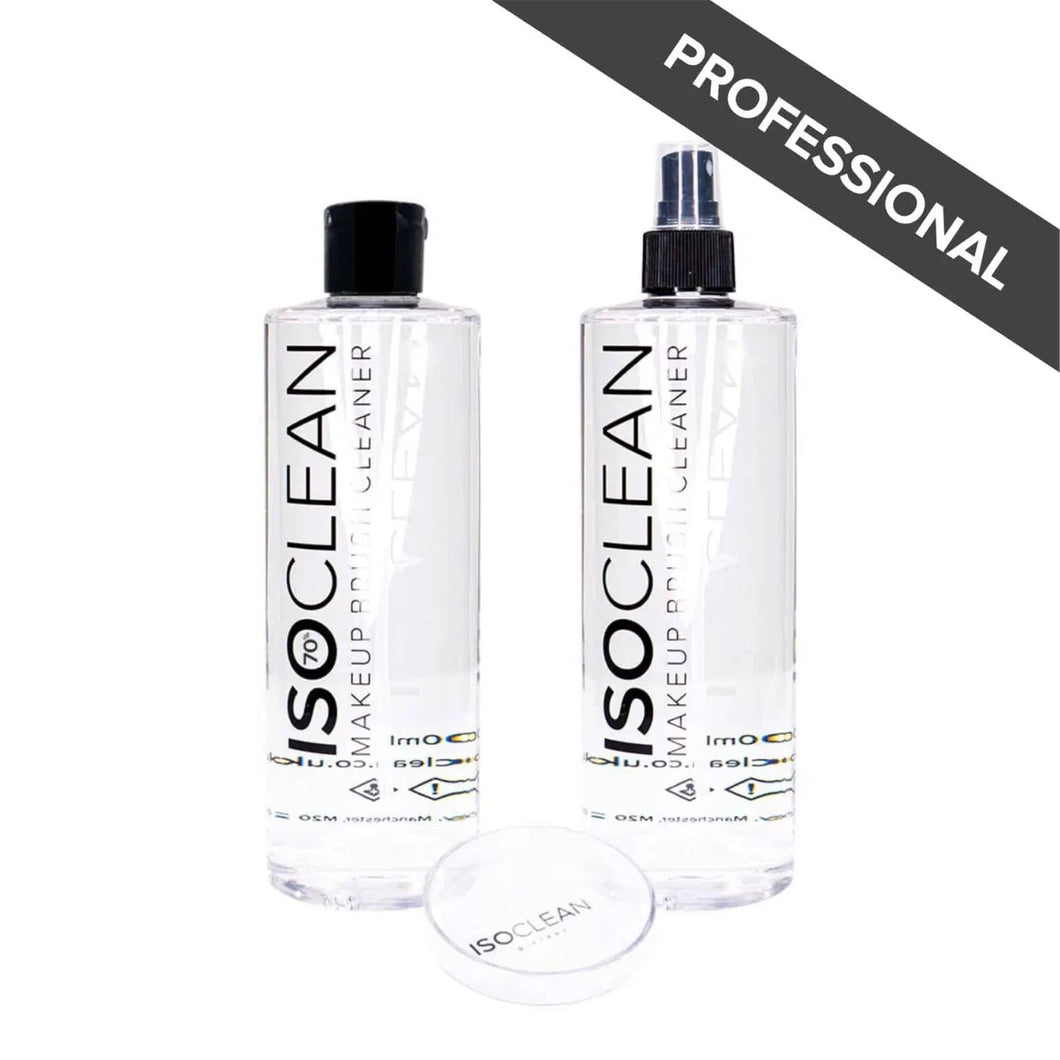 ISOCLEAN Makeup Brush Cleaner Bundle 1000ml