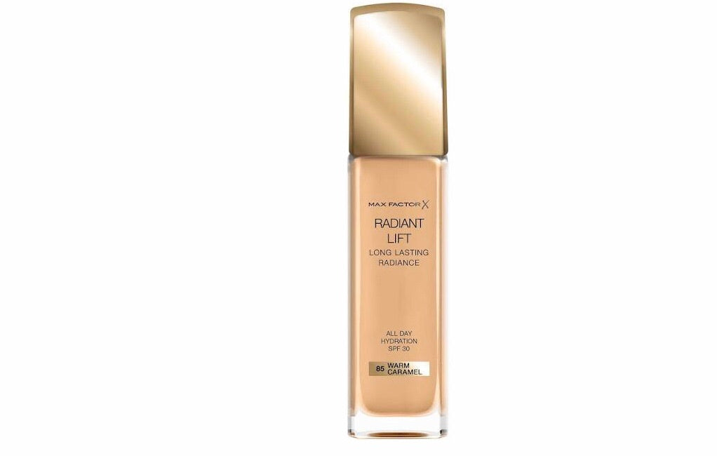 "Max Factor Radiant Lift Foundation ""Warm Caramel """