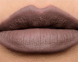MAC Retro Matte Liquid Lip Simply Smoked