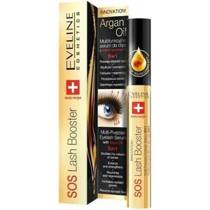 Eveline SOS Lash Booster 5 In 1 with Argan Oil