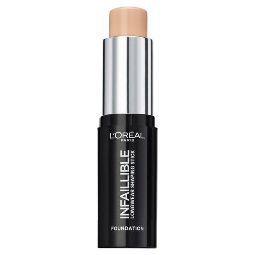 L'Oreal Foundation Infalliable sculpting Stick Radiant Beige 180