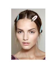 Load image into Gallery viewer, Backstage Makeup Hair clips PINK