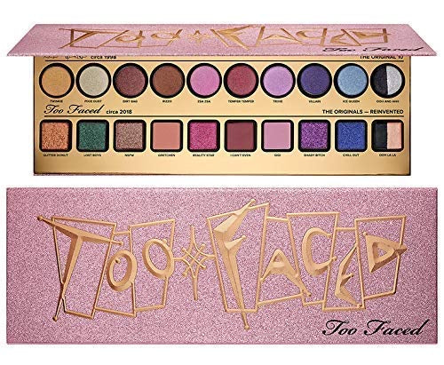 Too Faced Now And Then Palette