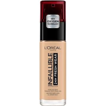 L'Oreal Infalliable Foundation 120 Vanilla