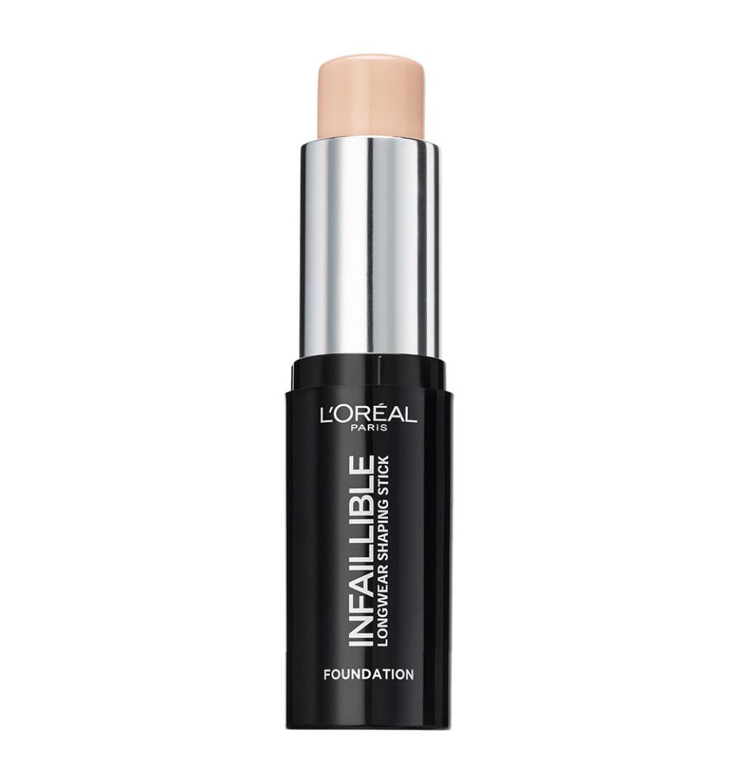 LOreal Infalliable Foundation Sculpting Stick Vanilla 130