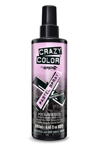 Crazy Colour Spray Marshmallow