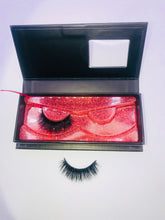 Load image into Gallery viewer, Hello Pretty Gem Gem 3D Mink Lashes