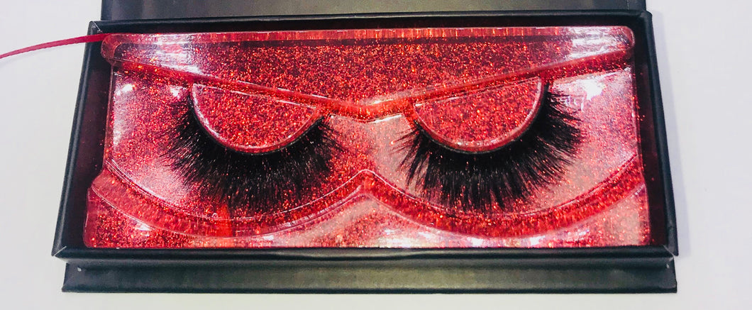 Hello Pretty Gem Gem 3D Mink Lashes