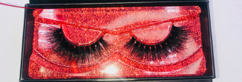 Hello Pretty Lashes Melly 3D Mink