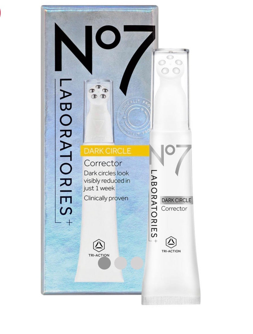 No7 Dark Circle Corrector medium dark 15ml