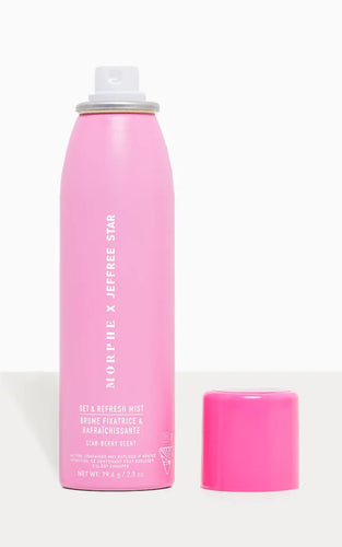 Morphe X Jeffree Starr Set & Refresh Spray