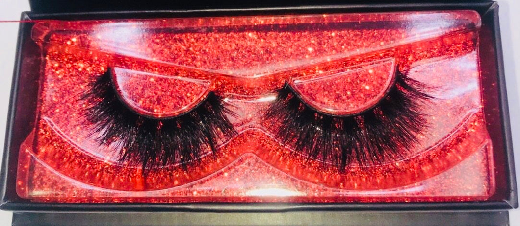 Hello Pretty Lashes Shellbell 3D Mink