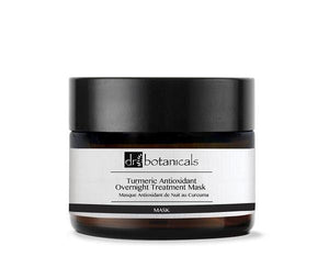 Dr Botanicals Tumeric Overnight Treatment Mask