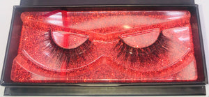 Hello Pretty Lashes  Minnie  3D Faux Mink Lash
