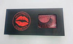 Hello Pretty Lashes Tink Faux 3D Mink Lashes