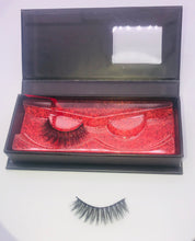 Load image into Gallery viewer, Hello Pretty Lashes Tink Faux 3D Mink Lashes