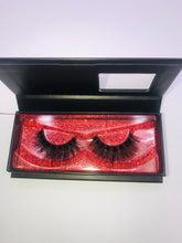 Load image into Gallery viewer, Hello Pretty Lashes Shellbell 3D Mink