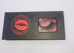 Hello Pretty Lashes Kerrie 3D Mink