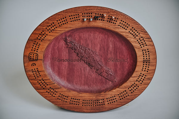 Laminent VI Cribbage Board