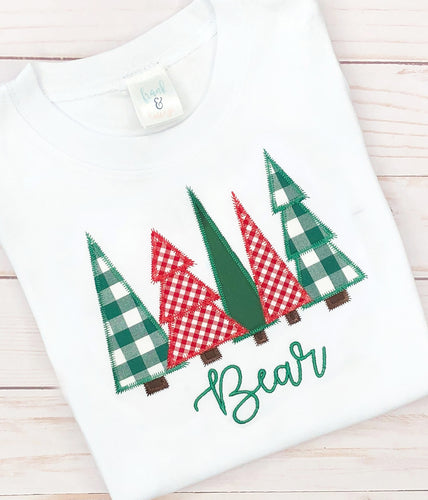 Christmas Tree Forest Shirt