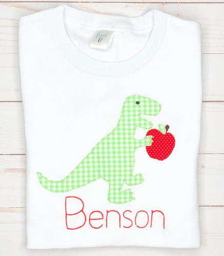 T-Rex Back to School Shirt