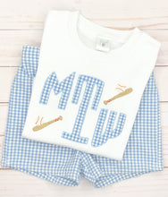 Load image into Gallery viewer, Baseball Monogram Shirt