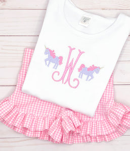 Magical Unicorn Initial Set