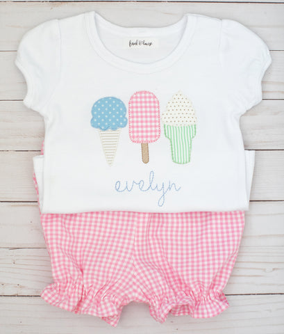 Ice Cream Cone Outfit