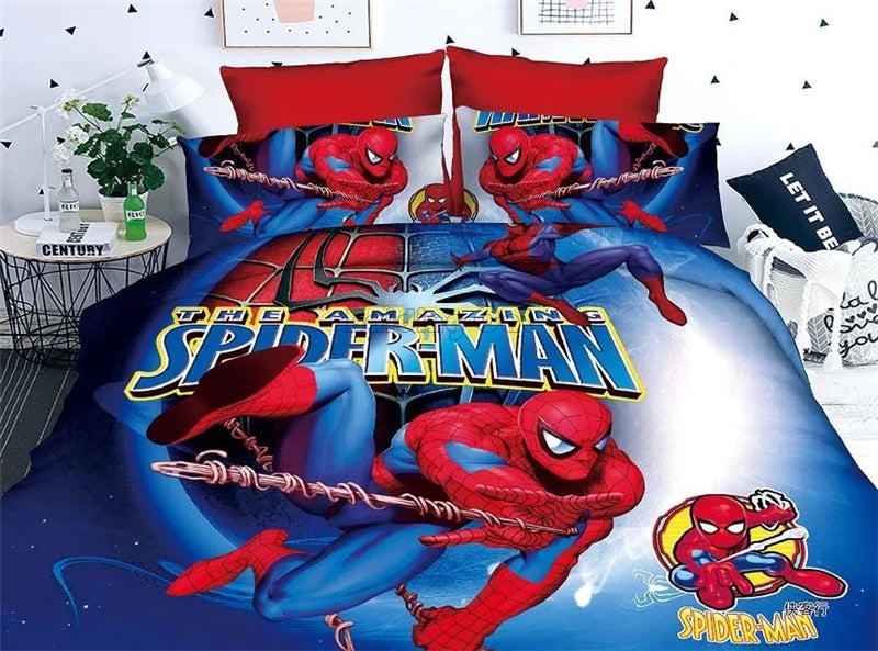 Avengers Bedding Set Twin Full Size Comforter Sets And Bed Sets