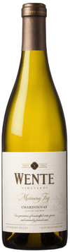 Vino blanco Wente Chardonnay Morning Fog Livermore Valley, California (USA)