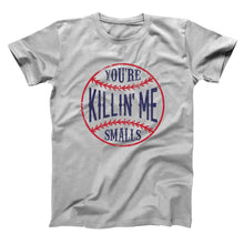 Load image into Gallery viewer, Killin Me Smalls Men's Tall T-Shirt - Donkey Tees