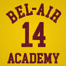 Load image into Gallery viewer, Bel-Air 14 Academy Basketball Tank Top - Donkey Tees