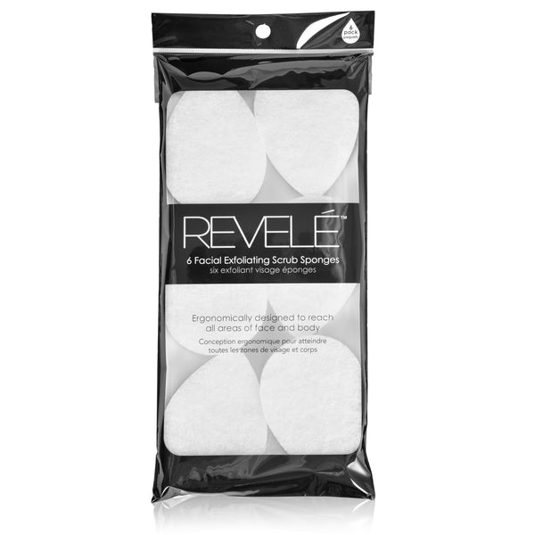 Pack of 6 Facial Cleansing Pads