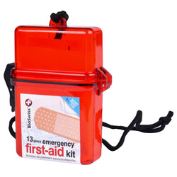 Waterproof First Aid Kit with Lanyard