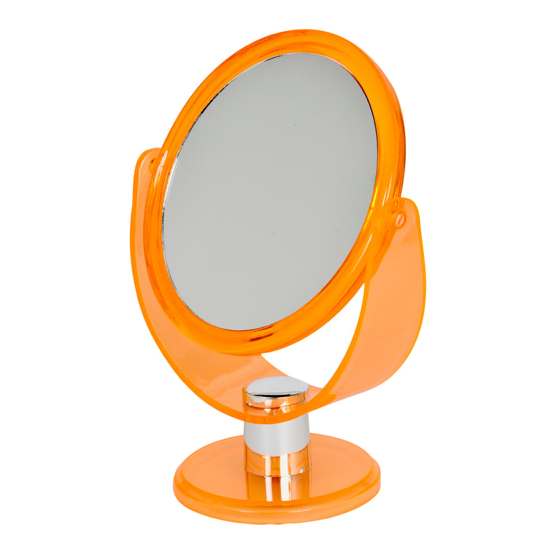 3x Magnification Dual Sided Vanity Stand Mirror